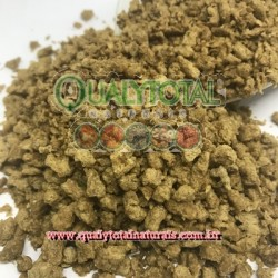 Proteina de soja escura sabor alho (granel)